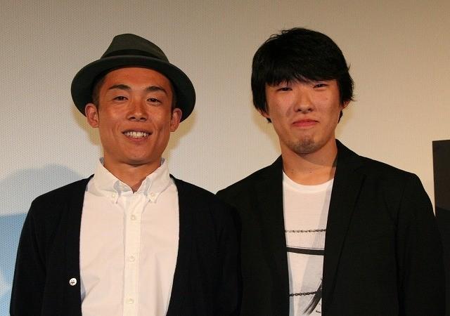 松江哲明監督、脳障害を負ったGOMAと歓喜の舞台挨拶