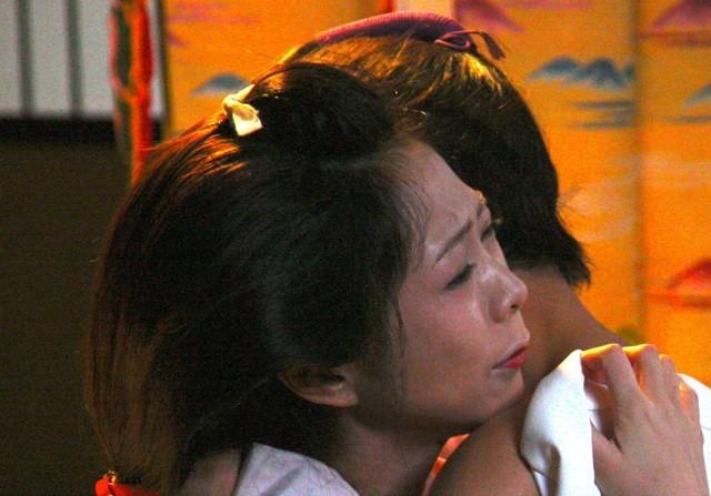 椿鬼奴、男女逆転「大奥」で堺雅人相手にラブシーン初挑戦!