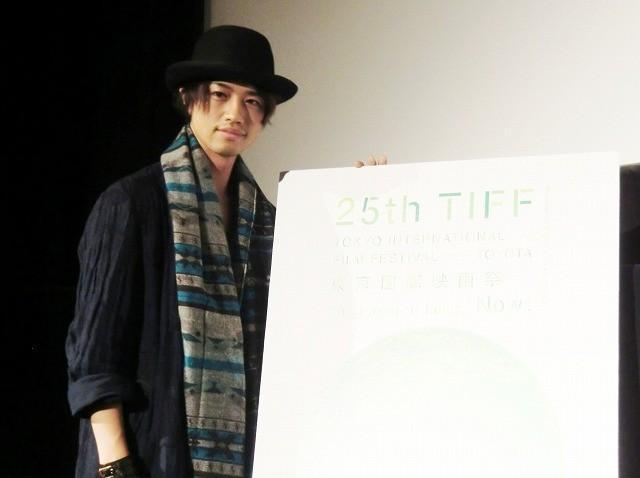 TIFF応援団・斎藤工がドキュメンタリー劇場鑑賞のすすめ