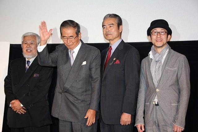 石原慎太郎、新党結成後は映画監督に!?「90歳になったら監督する」