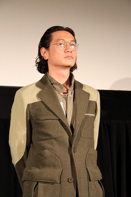 井浦新、大西信満ら若松孝二監督追悼上映で客席に思い伝える