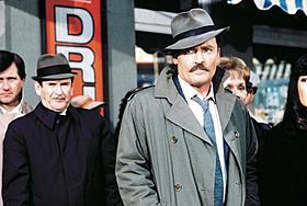 ステイシー・キーチが出演した テレビドラマ「探偵マイク・ハマー」「探偵マイク・ハマー 俺が掟だ!」
