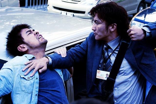 ニコラス・ツェーとジェイ・チョウが衝突「ブラッド・ウェポン」ポスター解禁