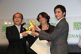 東京サクラグランプリは仏映画「もうひとりの息子」!「もうひとりの息子」