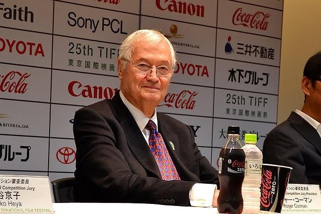 ロジャー・コーマンら、満場一致でサクラグランプリを決定