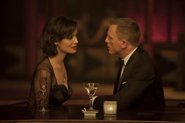 「007 スカイフォール」、ボンドガールのインタビュー動画を入手!