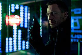 第23作「007 スカイフォール」の一場面「007 スカイフォール」