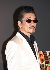 任侠映画祭に出席した宇崎竜童「任侠ヘルパー」