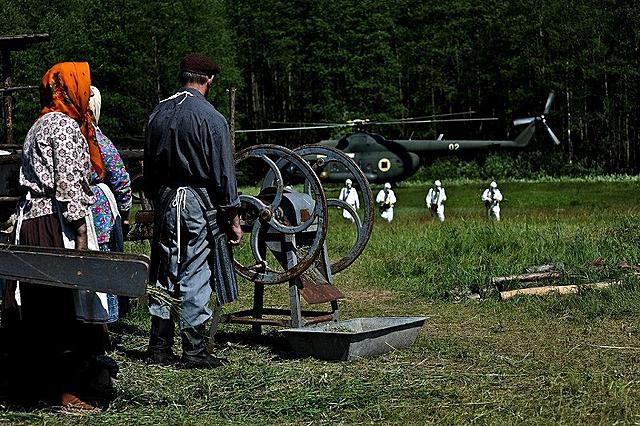 チェルノブイリから3キロの立入制限区域で撮影された初の劇映画が公開