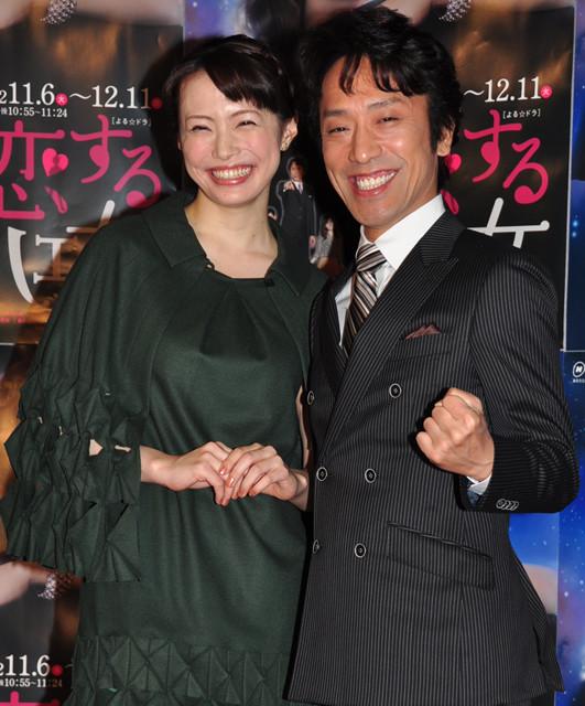 筧利夫、NHK新ドラマでSNS通じミムラにダメ出し!