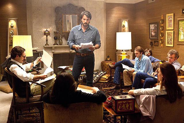 【全米映画ランキング】「アルゴ」が首位に。トム・ハンクス主演「クラウド アトラス」は3位