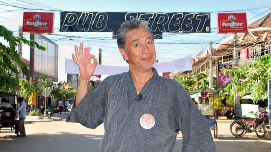 高田純次が「感動した」 カンボジアの魅力を真面目に語る - 画像12