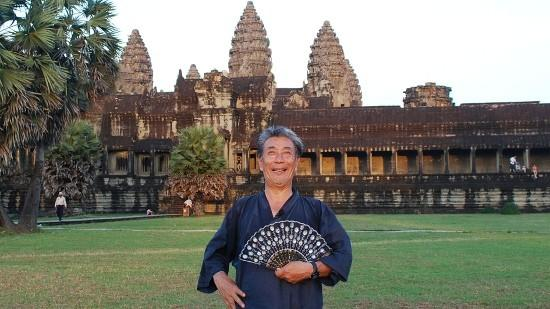 高田純次が「感動した」 カンボジアの魅力を真面目に語る - 画像1