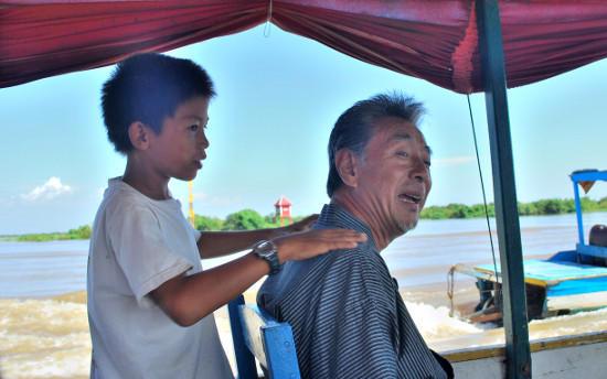 高田純次が「感動した」 カンボジアの魅力を真面目に語る - 画像5