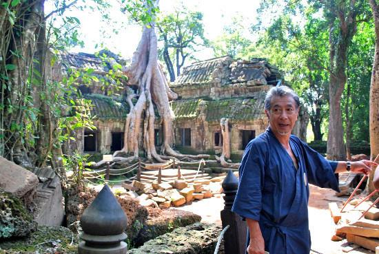 高田純次が「感動した」 カンボジアの魅力を真面目に語る - 画像8