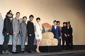 11月2日に全国328スクリーンで公開された「のぼうの城」「のぼうの城」