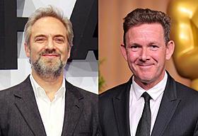 サム・メンデス監督と脚本家のジョン・ローガン「007 スカイフォール」