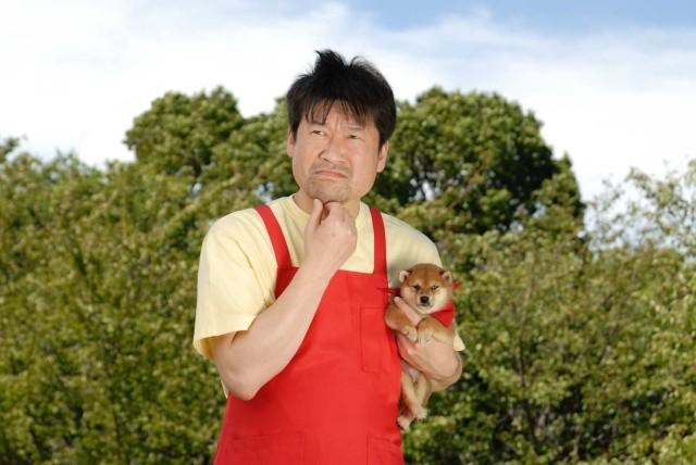 「マメシバ一郎」第3弾、特報で佐藤二朗が脱ニートに成功