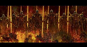 話題の実写版巨神兵が劇場のスクリーンに!「ヱヴァンゲリヲン新劇場版:Q」