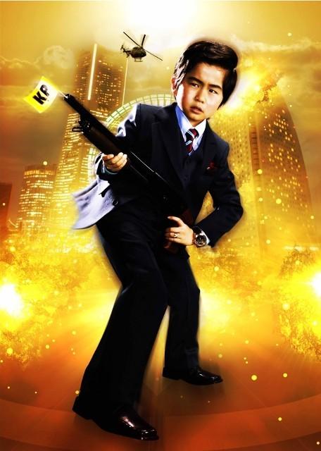 鈴木福くん主演「コドモ警察」公開日は2013年3月20日!