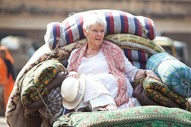 7人の英国人シニアがインドで第2の人生を模索「マリーゴールド・ホテルで会いましょう」予告公開、続編も製作決定!