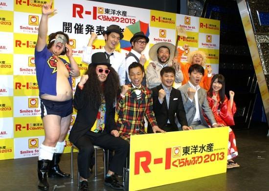 スギちゃん、再びR‐1の舞台へ!「芸歴18年の集大成見せてやるぜぃ」