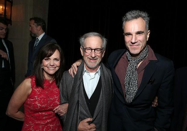 スピルバーグ監督ら、新作「リンカーン」引っさげLAプレミアに出席
