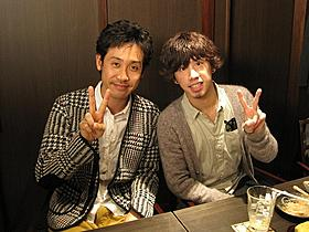 音楽雑誌で対談した大泉洋と「ONE OK ROCK」Taka「グッモーエビアン!」