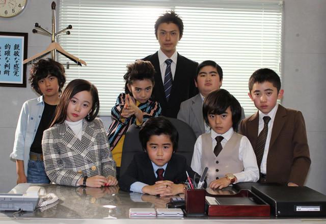 鈴木福くん、風邪にも負けず撮影 初主演映画「コドモ警察」がクランクイン!