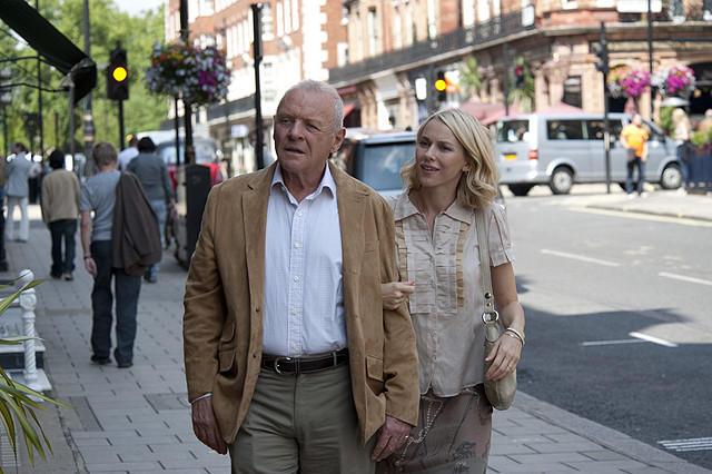 ウッディ・アレンと豪華キャスト陣が語る「恋のロンドン狂騒曲」