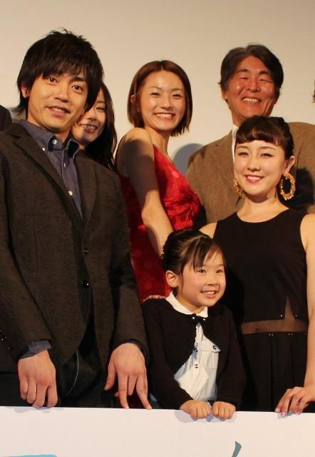 伊藤歩、夫を演じる劇団EXILE青柳翔との初対面は「お尻を拝見」