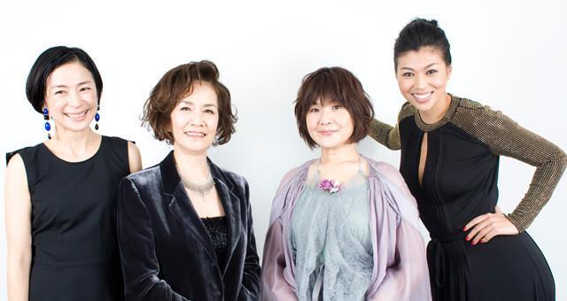 爆笑の絶えない(左から)西田尚美、 浅茅陽子、犬山イヌコ、中鉢明子