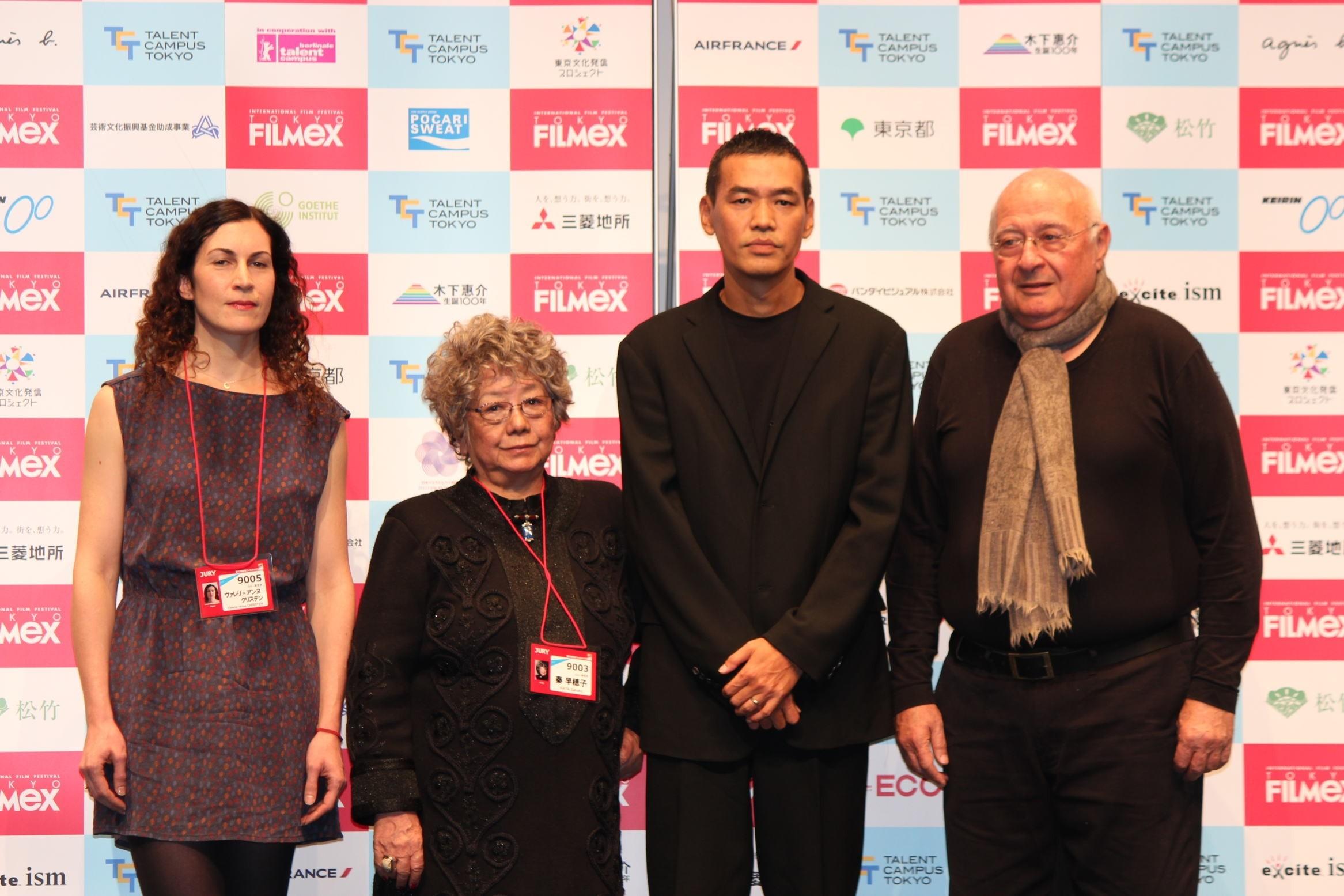 第13回東京フィルメックスが開幕、コンペ部門の審査委員長はSABU監督