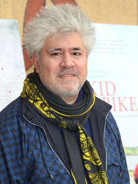 SF映画への挑戦を考えているペドロ・アルモドバル監督