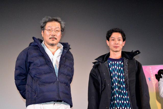 韓国の鬼才ホン・サンス、加瀬亮と意気投合「ぜひ一緒に仕事がしたい」