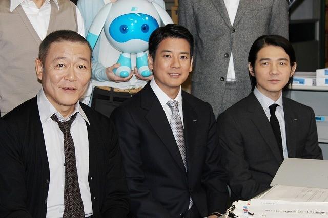 唐沢寿明のリーダーシップに吉岡秀隆、國村隼ら最敬礼