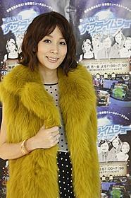 来年1月に第2子出産を予定している内田恭子