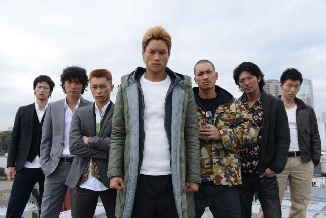 「劇団EXILE」鈴木伸之が初主演!ヤンキー映画「アラグレ」来年1月公開