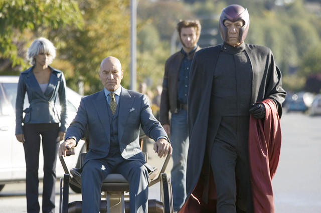「X-MEN:ファイナル・ディシジョン」の一場面