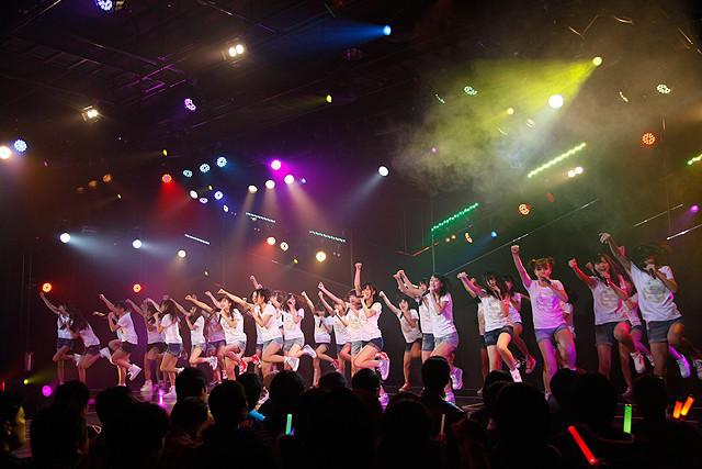 HKT48、劇場1周年公演で感激の涙 新曲「初恋バタフライ」も劇場初披露 - 画像3