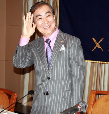 桂文枝、仏公演に並々ならぬ意欲 「ワニ」「仲直り」で勝負!