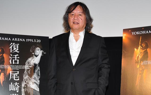 尾崎豊のプロデューサーが伝説のライブの舞台裏を告白