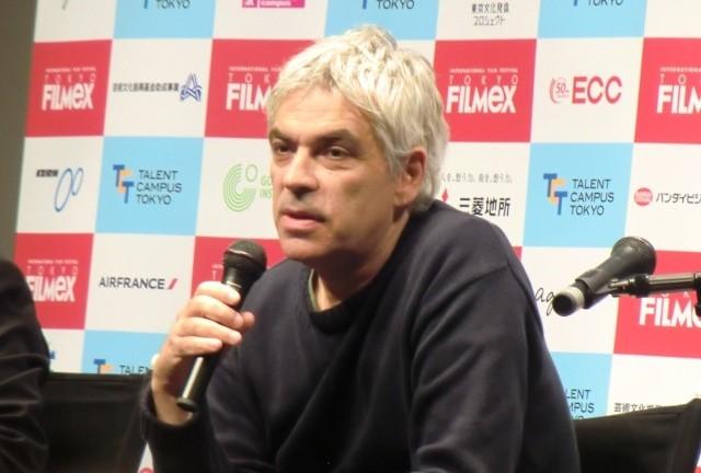 ペドロ・コスタ、カウリスマキ×エリセ×オリベイラとのオムニバス作に、ゴダールも参加予定だったと明かす