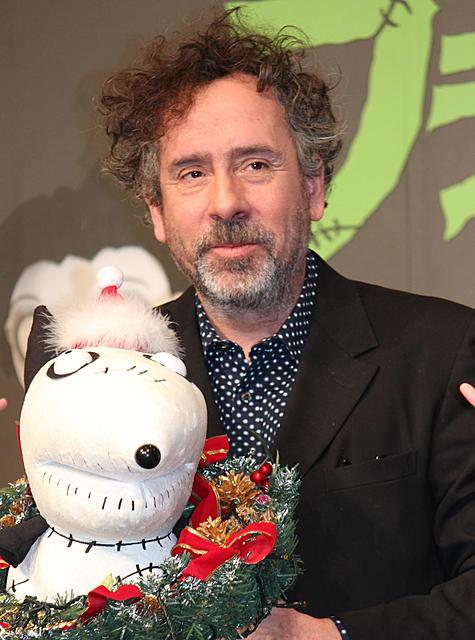 ティム・バートン監督「無償の愛を教えてくれた」犬への愛情を語る