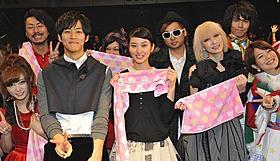 豪華なライブ競演に武井咲&松坂桃李も大満足「初恋(2006)」