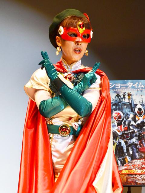 """""""ポワトリン""""花島優子、22年ぶりに名セリフを連発!「この先もずっと忘れないで」"""