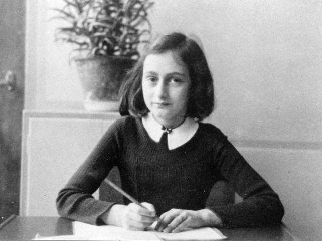 アンネの短い生涯がドイツで映画化