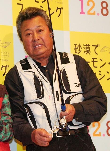 釣り好き梅宮辰夫、35年前に尖閣諸島での釣りを敢行