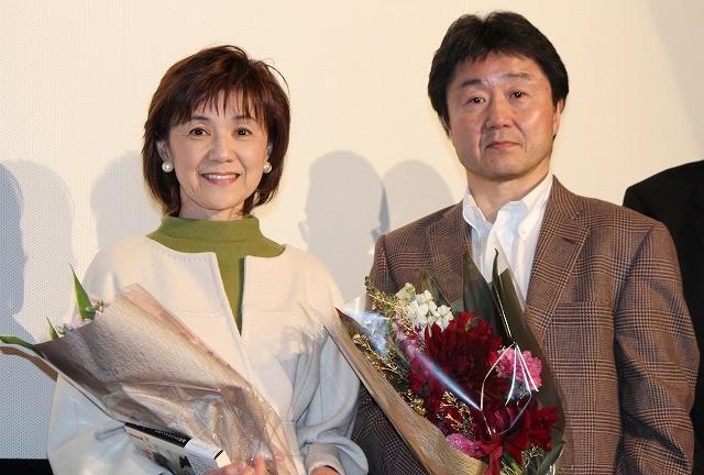 """渡米から11年、帰国した女優の榊原るみ""""還暦""""芸能界復帰"""
