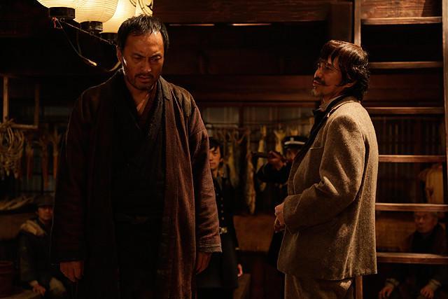 渡辺謙主演「許されざる者」 重厚感たっぷりの特報映像が到着